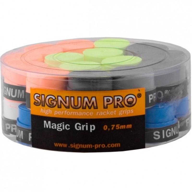 SIGNUM PRO OVERGRIP MAGIC GRIP 0,75mm - Set 30 buc
